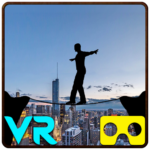 VR City View Rope Crossing – VR Box App   APK MOD (Unlimited Money) 1.9.1