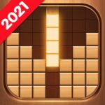 Wood Block Puzzle – Free Classic Brain Puzzle Game APK MOD (Unlimited Money)