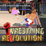 Wrestling Revolution APK MOD (Unlimited Money) 2.10