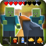 Zombie Craft Survival 3D: Free Shooting Game  APK MOD (Unlimited Money) 45