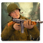 Call of Glory: WW2 Military Commando TPS Game APK MOD (Unlimited Money)