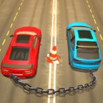 Chained Car Racing Games 3D  APK MOD (Unlimited Money) 3.2