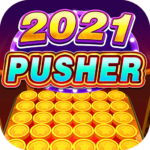 Coins Pusher – Lucky Slots Dozer Arcade Game APK MOD (Unlimited Money)