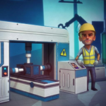 Factory Tycoon : Idle Clicker Game APK MOD (Unlimited Money)