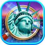 Hidden Objects New York City Puzzle Object Game APK MOD (Unlimited Money)