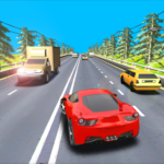 Highway Car Racing Game APK MOD (Unlimited Money)