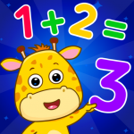 Learn 123 Numbers Counting for Kids Math Games APK MOD (Unlimited Money)