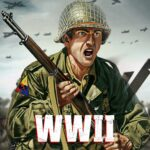 Medal Of War : WW2 Tps Action Game APK MOD (Unlimited Money)