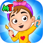 My Town : Daycare Games for Kids APK MOD (Unlimited Money)