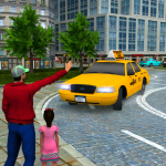 New Taxi Driving Games 2020 – Real Taxi Driver 3d APK MOD (Unlimited Money)