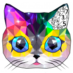 Polyart Coloring by Numbers  APK MOD (Unlimited Money) 3.1