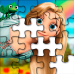 Princess Puzzles – Games for Girls APK MOD (Unlimited Money)