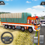 Real Euro Cargo Truck Simulator Driving Free Game APK MOD (Unlimited Money)