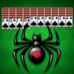 Spider Solitaire – Best Classic Card Games APK MOD (Unlimited Money)