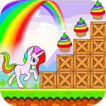 Unicorn Dash Attack: Unicorn Games APK MOD (Unlimited Money)