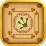 Carrom Gold : Multiplayer Friends Board Games King APK MOD (Unlimited Money)