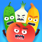 Hit Tomato 3D Knife Throwing Master  APK MOD (Unlimited Money) 1.7.2