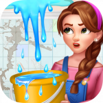 House Design: Home Cleaning & Renovation For Girls APK MOD (Unlimited Money)
