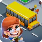 Idle High School Tycoon Management Game   APK MOD (Unlimited Money) 0.10.2