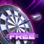 (JP Only) Darts and Chill: Free, Fun, Relaxing APK MOD (Unlimited Money)