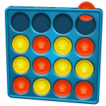 Match 4 in a row :  Multiplayer game APK MOD (Unlimited Money)