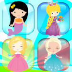 Memory matching games 2-6 year old games for girls APK MOD (Unlimited Money)