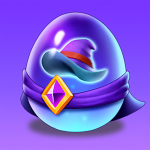 Merge Witches merge&match to discover calm life  APK MOD (Unlimited Money) 2.3.0