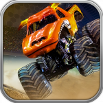 Monster Truck trials off-road Drive Free Game 2020 APK MOD (Unlimited Money)