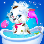 Pet Vet Care Wash Feed & Play – Animal Doctor APK MOD (Unlimited Money)
