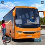 Real Bus Simulator Driving Games New Free 2021  APK MOD (Unlimited Money) 2.1