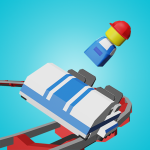 Roller Coaster 2  APK MOD (Unlimited Money) or Android