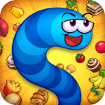 Snake Zone .io – New Worms & Slither Game For Free  APK MOD (Unlimited Money) 1.4.0