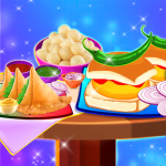Yummy! Famous Indian Street Food Cooking Game APK MOD (Unlimited Money)