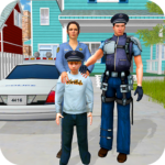 A Police Mom: Virtual Mother Simulator Family Life APK MOD (Unlimited Money)