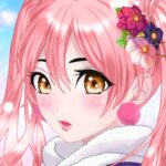 Anime Dress Up Queen Game  APK MOD (Unlimited Money) 0.9