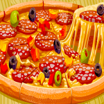 Baking Pizza – Cooking Game APK MOD (Unlimited Money)