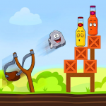 Bottle Shooting 2021 New Game 2021- Games 2021 APK MOD (Unlimited Money)