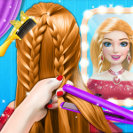 Braided Hairstyle Salon: Make Up And Dress Up  APK MOD (Unlimited Money) 0.10