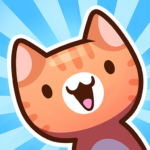 Cat Game The Cats Collector  APK MOD (Unlimited Money) 1.57.06