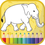 Coloring book for kids APK MOD (Unlimited Money)