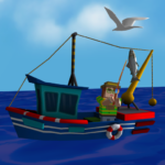 Fishing Clicker Game APK MOD (Unlimited Money)