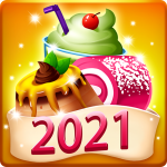 Food Burst: An Exciting Puzzle Game APK MOD (Unlimited Money)