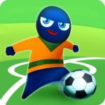 FootLOL: Crazy Soccer Free! Action Football game APK MOD (Unlimited Money)
