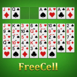 FreeCell Solitaire  APK MOD (Unlimited Money) 3.9.0.20210430