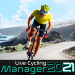 Live Cycling Manager 2021 APK MOD (Unlimited Money)