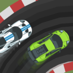 Merge Rally Car – idle racing game APK MOD (Unlimited Money)