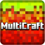 MultiCraft Pocket Edition : Crafting and Miner APK MOD (Unlimited Money)