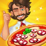 Pizza Empire – Pizza Restaurant Cooking Game APK MOD (Unlimited Money)