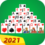 Pyramid Solitaire – Classic Solitaire Card Game APK MOD (Unlimited Money)