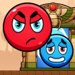 Red and Blue Puzzle: Twin Color Ball  APK MOD (Unlimited Money) 0.3.2